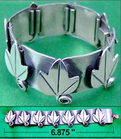 Rebajes Jewelry Sterling bracelet
