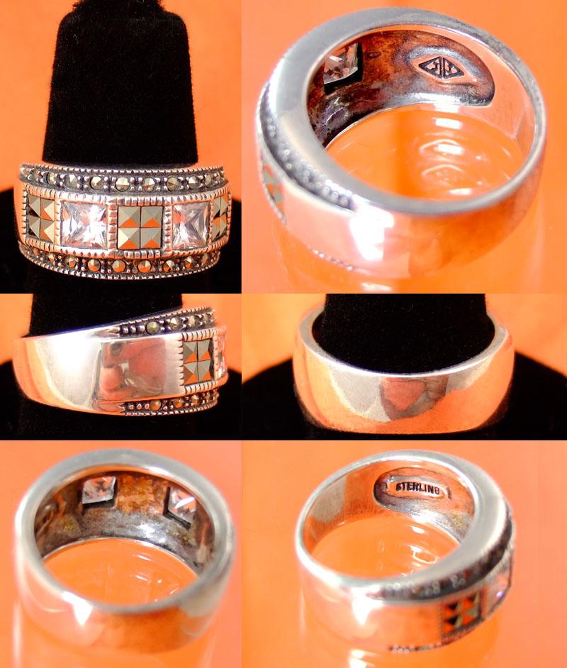 Judith Jack ring