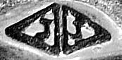 Judith Jack ring makers mark