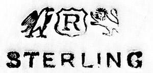 Reed & Barton Silversmiths makers mark
