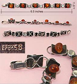 Einer Fehrn amber bracelet