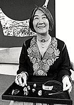 designer Miye Matsukata
