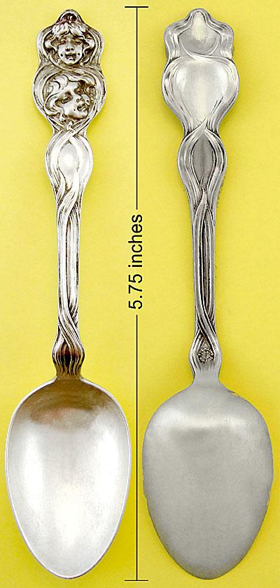 Unger Cupid Sunbeams spoon