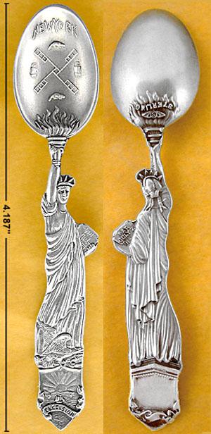 Shiebler Liberty spoon