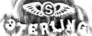 Shiebler Liberty spoon mark