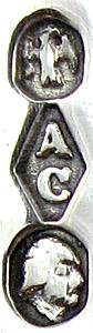 Albert Coles mark